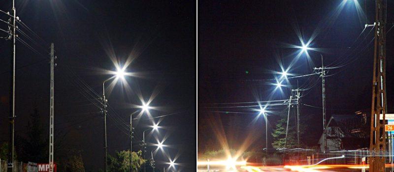 Gmina informuje o rozpoczęciu modernizacji oświetlenia ulicznego