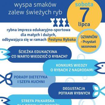Wolińskie Stowarzyszenie Rybaków zaprasza do Dziwnowa