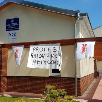 Ratownicy medyczni odwieszają protest!