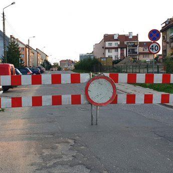 Kolejny odcinek ulicy Kopernika zamknięty!