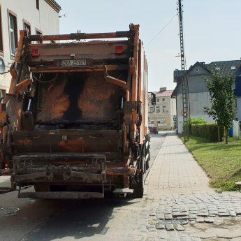 PGK informuje o zmianie terminu odbioru odpadów komunalnych!