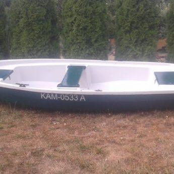 sprzedam łódkę i silnik