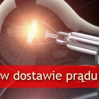 Przerwy dostawy prądu w gminie Świerzno