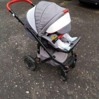 Wózek dziecięcy adamex vicco 2 w 1