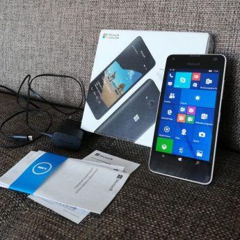 Sprzedam Microsoft Lumia 550 bez simlocka.