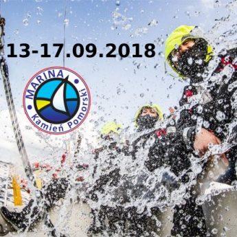 V Regaty Sputnik Cup 2018 w Kamieniu Pomorskim