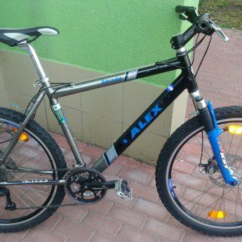 """Rower niemiecki Alex MTB górski 26"""""""