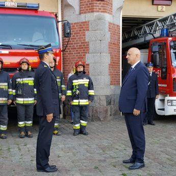 OSP Wysoka Kamieńska dostanie nowy wóz strażacki!