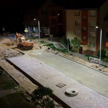 """LEDy zaświeciły na ulicy Kopernika. Burmistrz: """"Niebawem takie oświetlenie pojawi się w całej gminie!"""""""