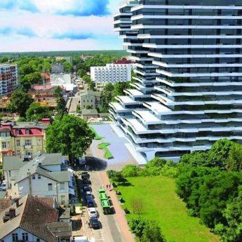 Wojewoda uchyla decyzję Starosty w sprawie budowy przy plaży w Międzyzdrojach