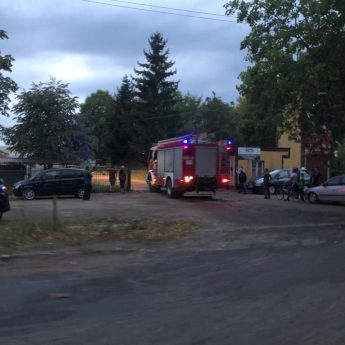 Wypadek w firmie Tess w Golczewie. Poparzona kobieta trafiła do szpitala