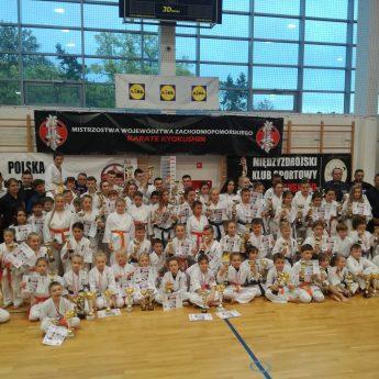 """Mistrzostwa Województwa Zachodniopomorskiego"""" Kyokushin Karate"""