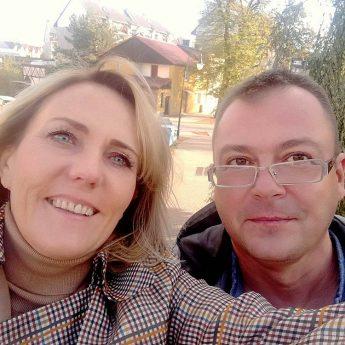 Ewa Grzybowska dziękuje za głosy i od razu rusza do pracy w 2 turze