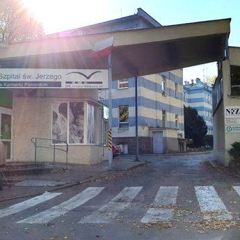 Co dalej z oddziałem ginekologiczno - położniczym w kamieńskim szpitalu? Personel z wypowiedzeniami