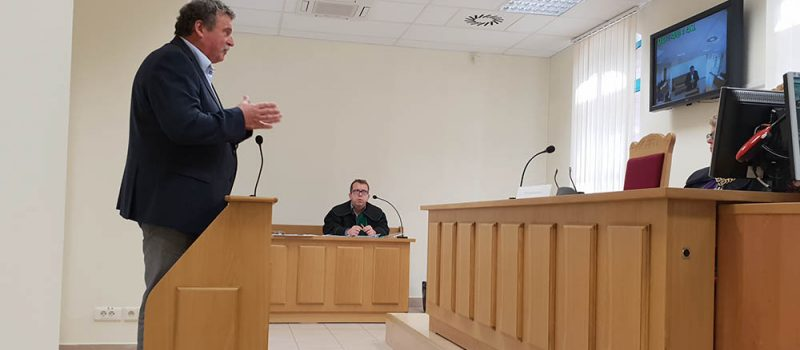 Anatol Kołoszuk przegrywa w sądzie. Informacje o brudnej kampanii zgodne z prawdą