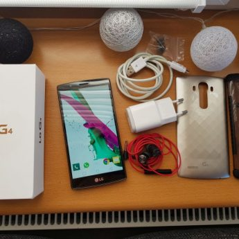 Sprzedam telefon LG G4 H815, Skóra Czarny 5,5cala,RAM3GB,Pamieć32GB