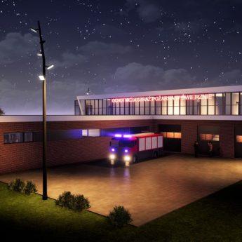 Strażacy będą mieli nową remizę. Gmina Świerzno przystąpiła do realizacji Lokalnego Programu Rewitalizacji