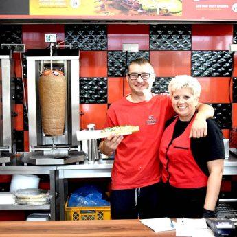 Baykus Kebab zaprasza wszystkich klientów do Kamienia Pomorskiego!