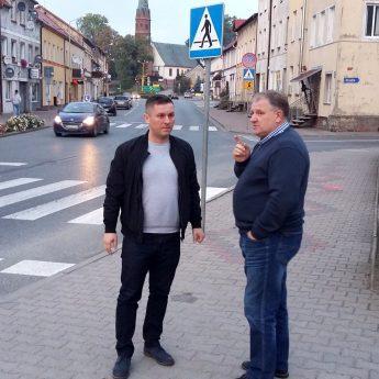 """Maciej Zieliński: """"Golczewo potrzebuje posterunku policji!"""""""
