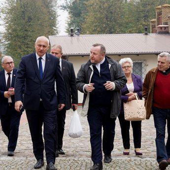 """Minister Brudziński: """"Alleluja i do przodu! Wierzę, że jesteśmy w stanie wygrać w Wolinie"""""""