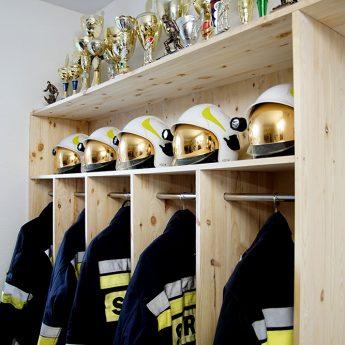Remiza strażaków z Kretlewa przeszła metamorfozę