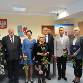 Dzień Edukacji Narodowej w Powiecie. Awanse, medale i wyróżnienia