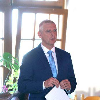 """Burmistrz Kuryłło: """"Boli mnie obłuda i zakłamanie tych, którzy doprowadzili do zadłużenia miasta"""""""