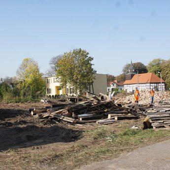W Świerznie rozpoczęły się prace związane z budową sklepu Dino
