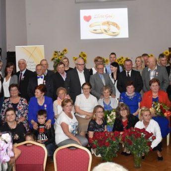 Małżeńskie Jubileusze w Golczewie
