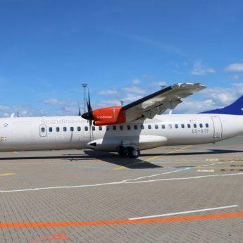 Będzie nowe połączenie lotnicze! Z Goleniowa do Kopenhagi, z Kopenhagi do Goleniowa