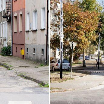 Ulica Mała w Wolinie zmieniła swoje oblicze!