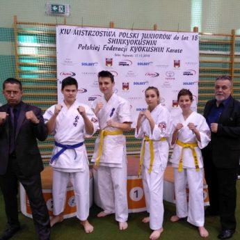 Mistrzostwa Polski Juniorów do lat 18 Shinkyokushin