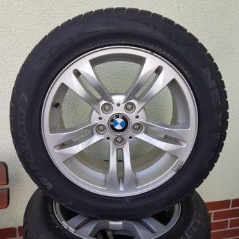 Felgi z oponami BMW