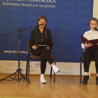 """Akcja """"Młodzieży Czytanie"""""""