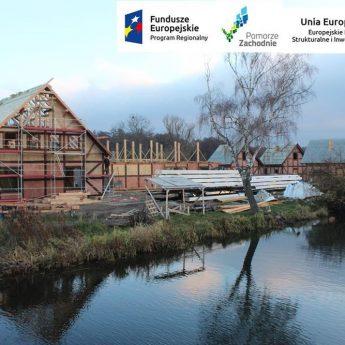 Projekt na wyspach Centrum Słowian i Wikingów