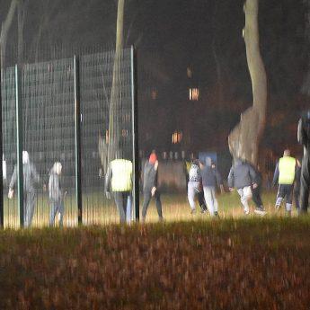 Kary dla klubu, zarzuty dla kibiców i spotkanie Burmistrzów w sprawie wydarzeń na meczu Gryf - Vineta