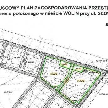 """""""Nowy Wolin"""" staje się faktem! Gmina sprzedała nieruchomości za 1,1 mln złotych pod nowe osiedla!"""