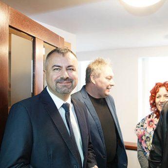 Burmistrz Wolina Ewa Grzybowska powołała swojego zastępce