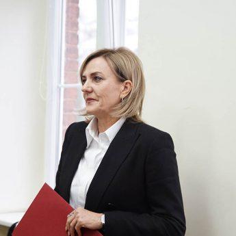 Ewa Grzybowska złożyła ślubowanie. Krzysztof Czach przewodniczącym Rady Miejskiej