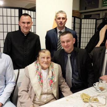 Piękny Jubileusz 100-lecia urodzin mieszkanki Golczewa