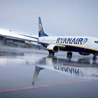 Ryanair od lipca wraca do lotów z Goleniowa