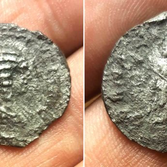 Rzymska moneta w zbiorach kamieńskiego Muzeum