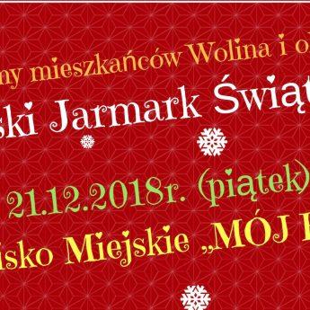 Woliński Jarmark Świąteczny