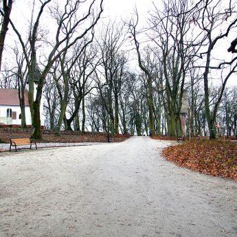 Park Miejski w Kamieniu Pomorskim jak nowy. W piątek otwarcie z udziałem Marszałka Województwa