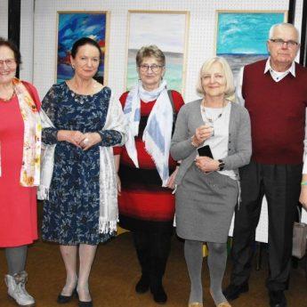 Wystawa Seniorów w Nowogardzie