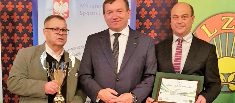 "LUKS ""Bałtyk"" laureatem konkursu MSiT"
