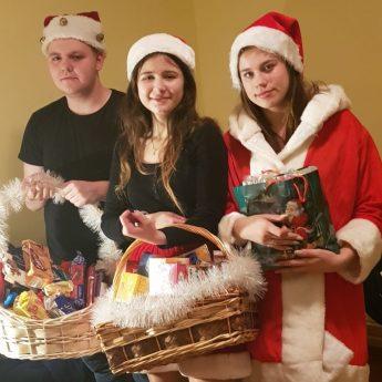 Świąteczna słodycz uczniów Szkoły Podstawowej im. 5-go Kołobrzeskiego Piechoty w Dziwnowie