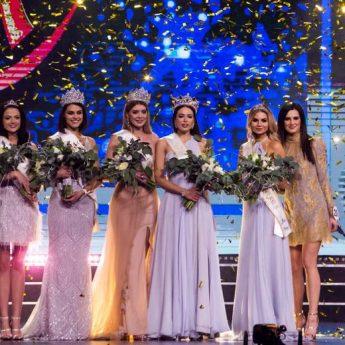 Olga Buława ze Świnoujścia została Miss Polski 2018!