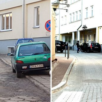 Ulica Garncarska zmieniła się nie do poznania! [Zdjęcia]