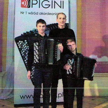 Sukces młodych akordeonistów z Państwowej Szkoły Muzycznej!